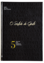 Livro Sentido do Gosto Nº5 - Trufas, Bif...