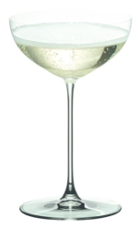 Taça Moscato / Coupe / Martini - Kit com 2 taças - Linha Veritas