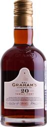Graham's 20 years old tawny - 200 ml