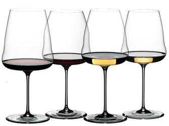 Winewings Tasting - Kit com 4 Taças
