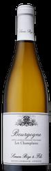 Bourgogne blanc Les Champlains 2018