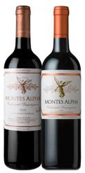 Kit os 2rótulos do consagrado Montes Al...