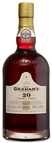 Graham's 20 years old tawny