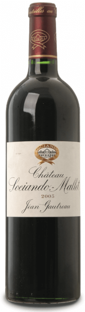 Château Sociando-Mallet 2007