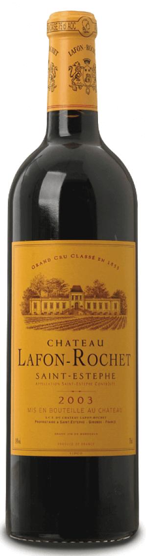 Château Lafon-Rochet 2007