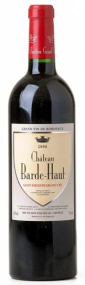 Château Barde Haut 2008