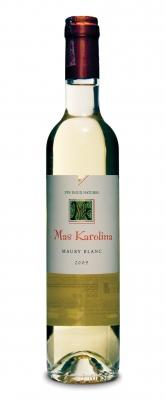 Mas Karolina Maury Blanc 2009  - 500 ml