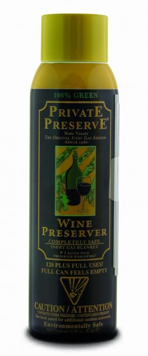 Gas Preservador de Vinhos