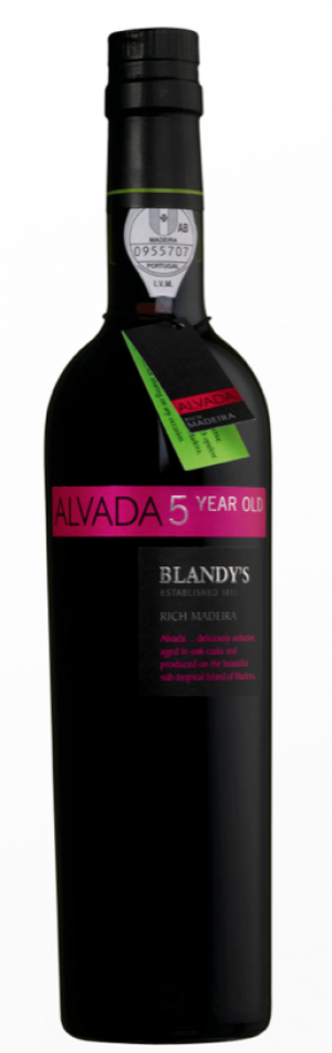 Alvada 5 Years Old Rich  - 500 ml