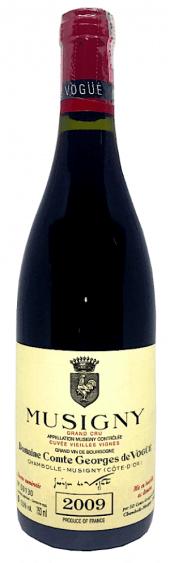 Musigny Vieilles Vignes 2011
