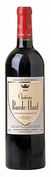 Château. Barde Haut 2010