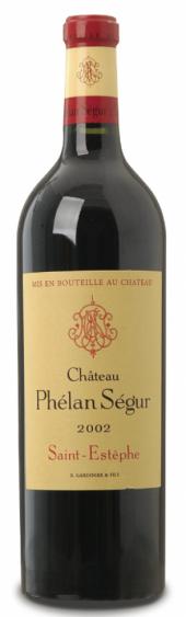 Château Phélan-Ségur 2011