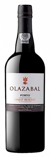 Olazabal Finest Reserve Port