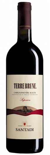 Terre Brune Carignano del Sulcis Superiore 2012