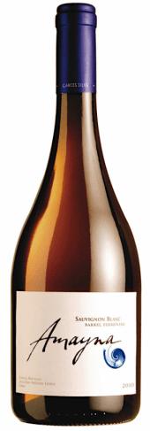 Amayna Sauvignon Blanc Barrel Fermented 2011