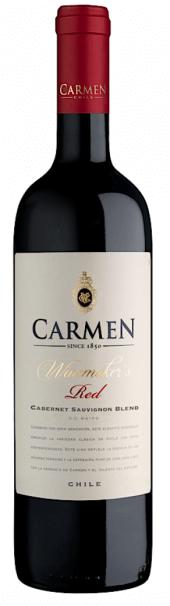 Carmen Winemaker's Red Cabernet Sauvignon Blend 2015