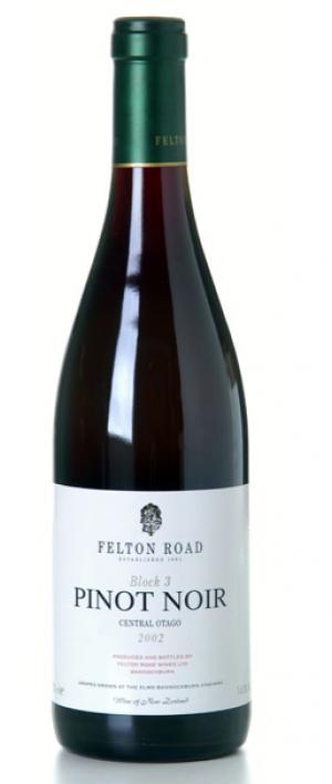 Felton Road Block 3 Pinot Noir 2016