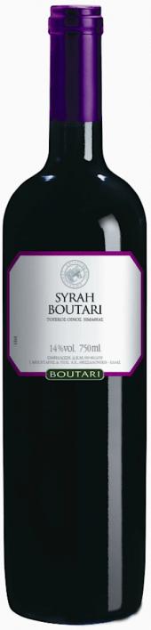 Syrah Boutari PGI 2016
