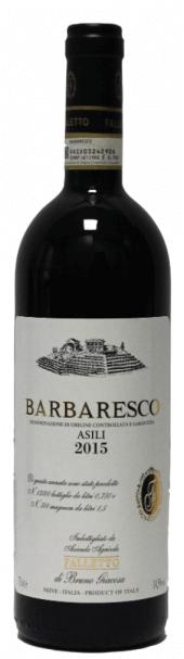 Barbaresco Asili DOCG 2015