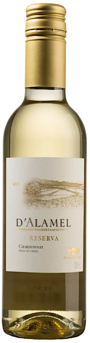 D'Alamel Chardonnay 2017  - Meia gfa.