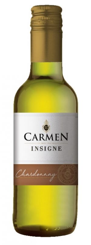 Carmen Insigne Chardonnay 2018  - 187 ml