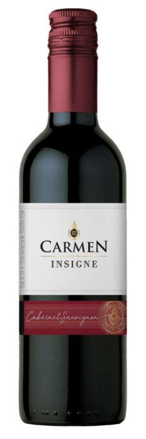 Carmen Insigne Cabernet Sauvignon 2018 - meia gfa.