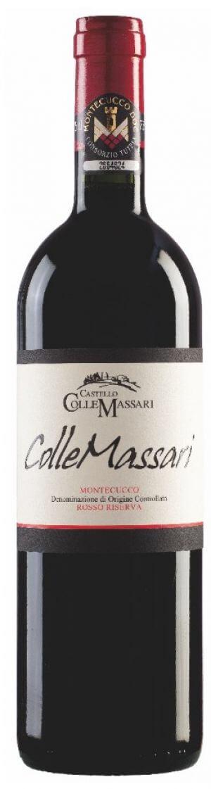 Colle Massari Montecucco Rosso Riserva 2015