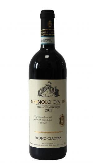Nebbiolo d'Alba Vigna Valmaggiore DOC 2017