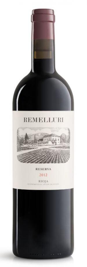 Remelluri Reserva 2012