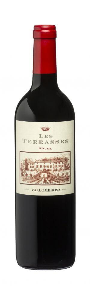 Les Terrasses Rouge Villa Vallombrosa 2011