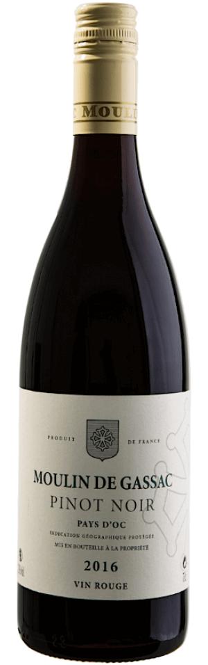 Moulin de Gassac Pinot Noir 2018