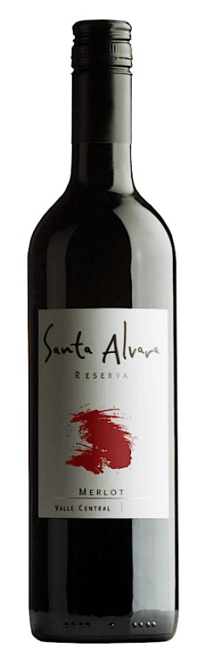 Santa Alvara Merlot 2018