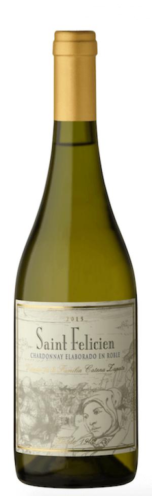Saint Felicien Chardonnay 2018