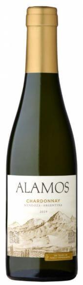 Alamos Chardonnay 2019  - meia gfa.