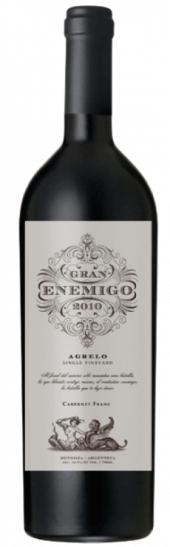 Gran Enemigo Agrelo Cabernet Franc 2015