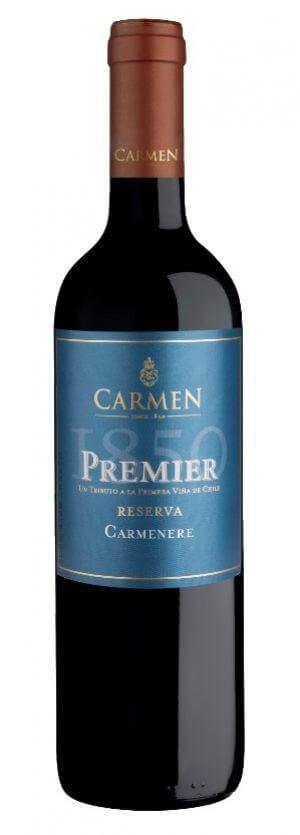 Carmen Premier Reserva 1850 Carménère 2018