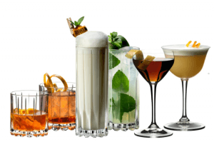 Kit Tasting Drink Specific Glassware