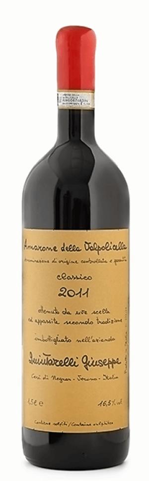 Amarone della Valpolicella Classico 2011  - Magnum.