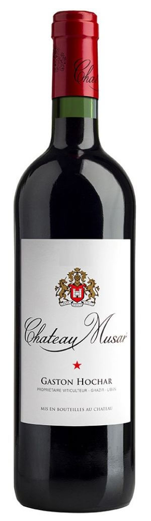 Château Musar rouge 2012