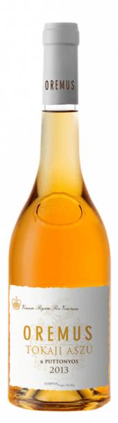 Tokaji Aszú 6 Puttonyos 2013  - 500 ml