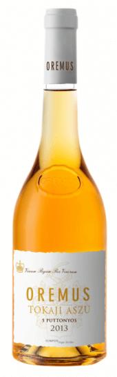 Tokaji Aszú 5 Puttonyos 2013  - 500 ml