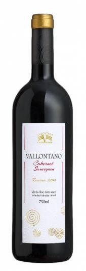 Vallontano Reserva Cabernet Sauvignon 2014