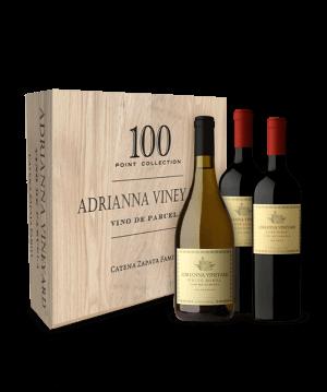 Kit 100 Pontos Catena Adrianna - 3x750ml