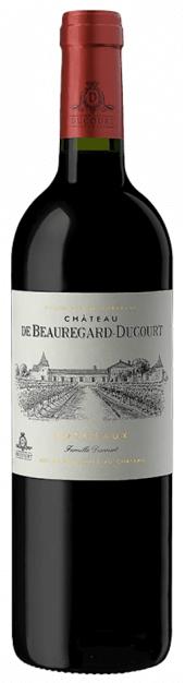 Château Beauregard Ducourt 2016