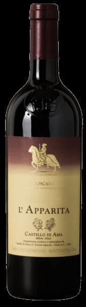 L'Apparita Toscana IGT 2016