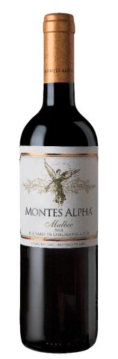 Montes Alpha Malbec 2018
