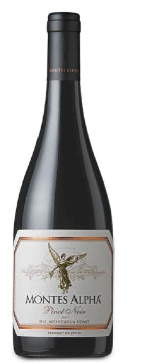 Montes Alpha Pinot Noir 2019