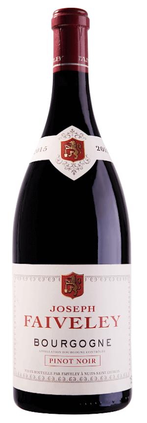 Bourgogne Pinot Noir Joseph Faiveley 2018  - magnum.