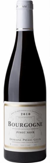 Bourgogne Pinot Noir 2019