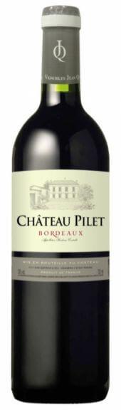 Château Pilet Rouge 2017